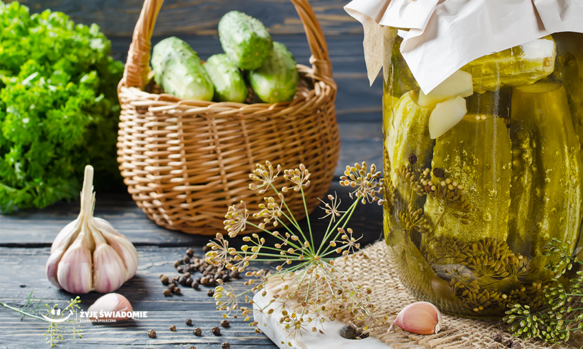 Kiszenie ogórków - inwestycja w zdrowie