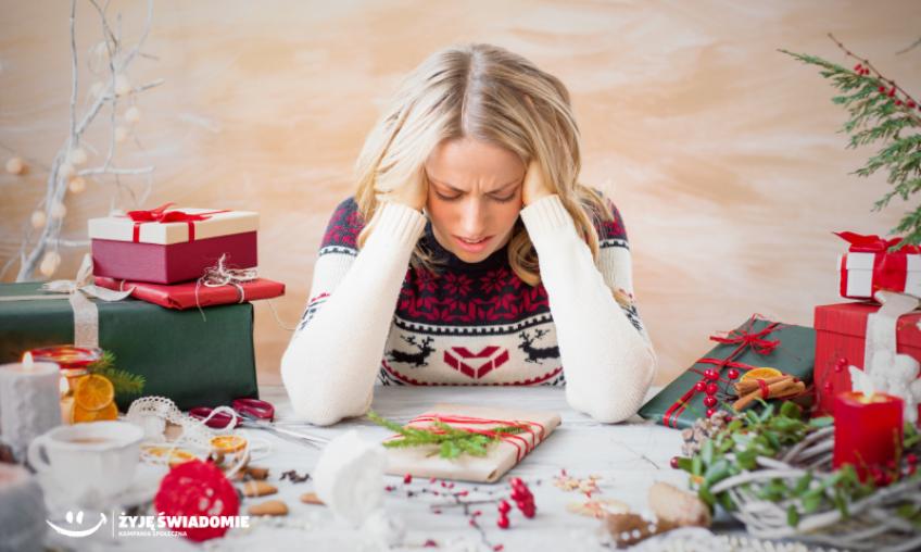 Świąteczny szał…Jak nie popaść w gwiazdkowe szaleństwo?