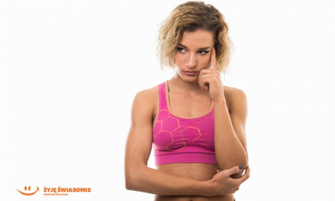 4 najczęstsze wymówki, aby nie ćwiczyć - jak je pokonać?